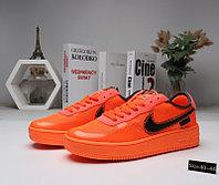 "Кроссовки Nike Air Force 1 ""Orange"" (40-44)"