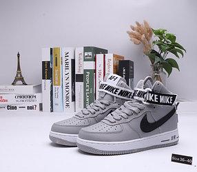 "Кроссовки Nike Air Force 1 High ""Gray"" (36-40)"