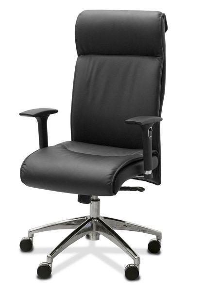 Кресло руководителя Dark подлокотники 3D