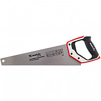 Ножовка по дереву, 400 мм, каленый зуб 3D, 11-12 TPI, трехкомпонентная рукоятка, Pro Matrix