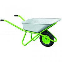 Тачка садово-строительная, грузоподъемность 170 кг, обьем 90 л Сибртех