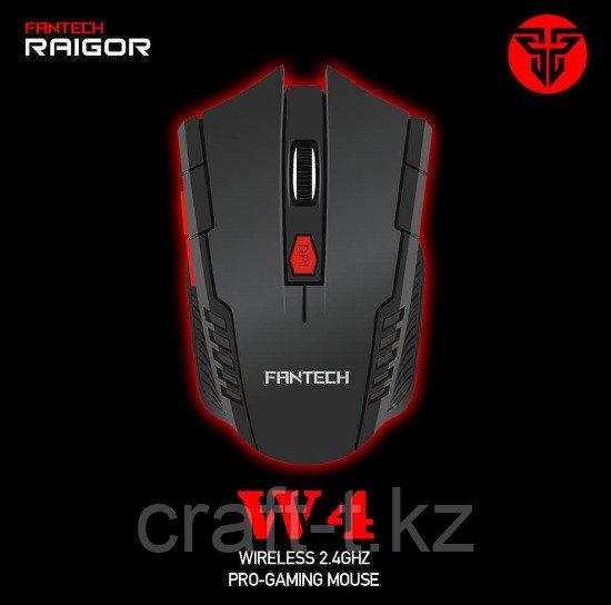 Мышь игровая беспроводная Fantech Raigor W4