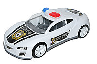 MS0015 Полицейская машина бугати 36*11см, фото 1