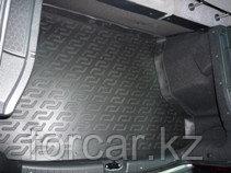 Коврик в багажник LADA Priora хетчбэк (полимерный) L.Locker