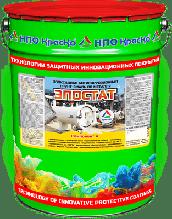 Эпостат — эпоксидная грунт-эмаль по металлу 24 кг