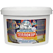 Теплокор — теплоизоляционная краска по металлу