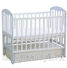 Кроватка детская ФЕЯ 328 белый