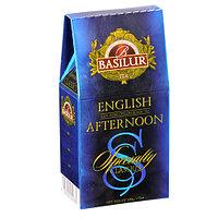 Чай чёрный рассыпной Избранная классика Английский Полдень English Afternoon, 100гр Basilur