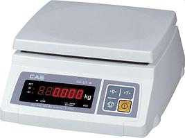 Настольные весы CAS SW II-10