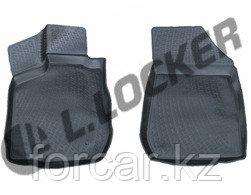 3D Коврики в салон Lada Largus (12-) передние (полимерные) L.Locker