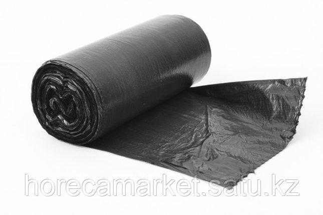 Мусорные пакеты 60х80 см (400 шт), фото 2
