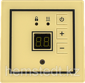 Терморегулятор QUADRATO, фото 2
