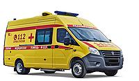 Автомобиль скорой медицинской помощи на базе Газель Next