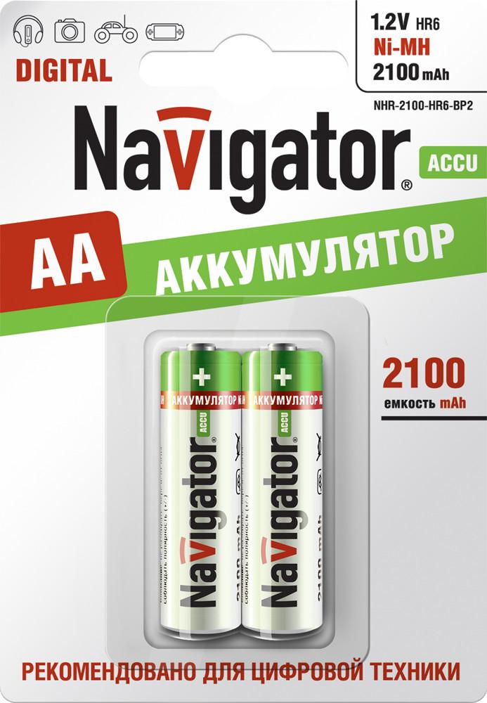 Аккумулятор NHR-2100-HR6-BP2  94 463 Navigator