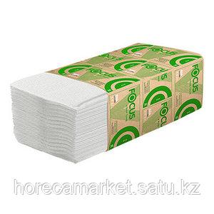 Бумаж.полотенце Focus Eco V-укладка 1сл.23x20.5см 15х250лис