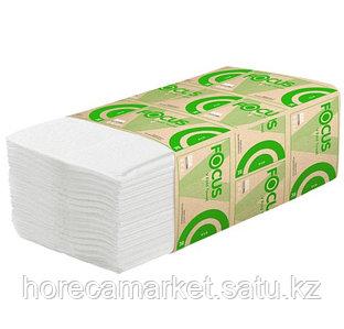 Бумаж.полотенце Focus Eco V-укладка 1сл.23x20.5см 15х200лис