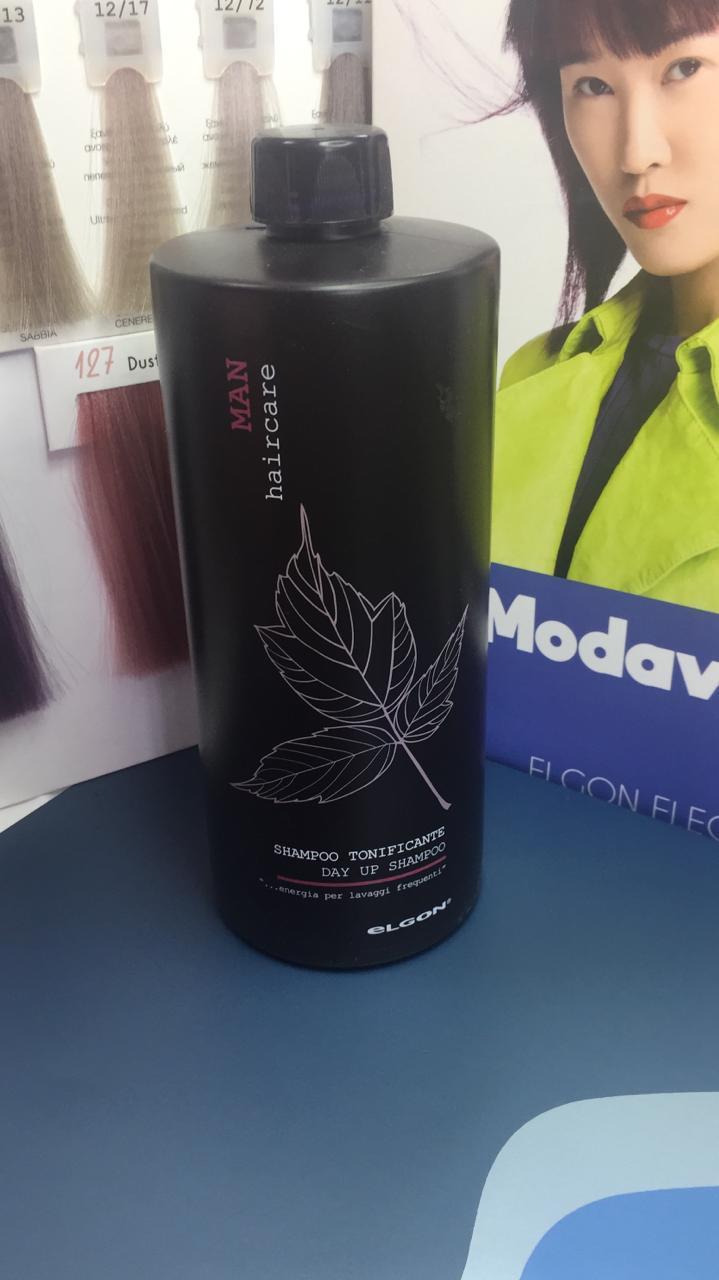 Шампунь мужской Tonificante тонизирующий 750 мл Elgon Cosmetics