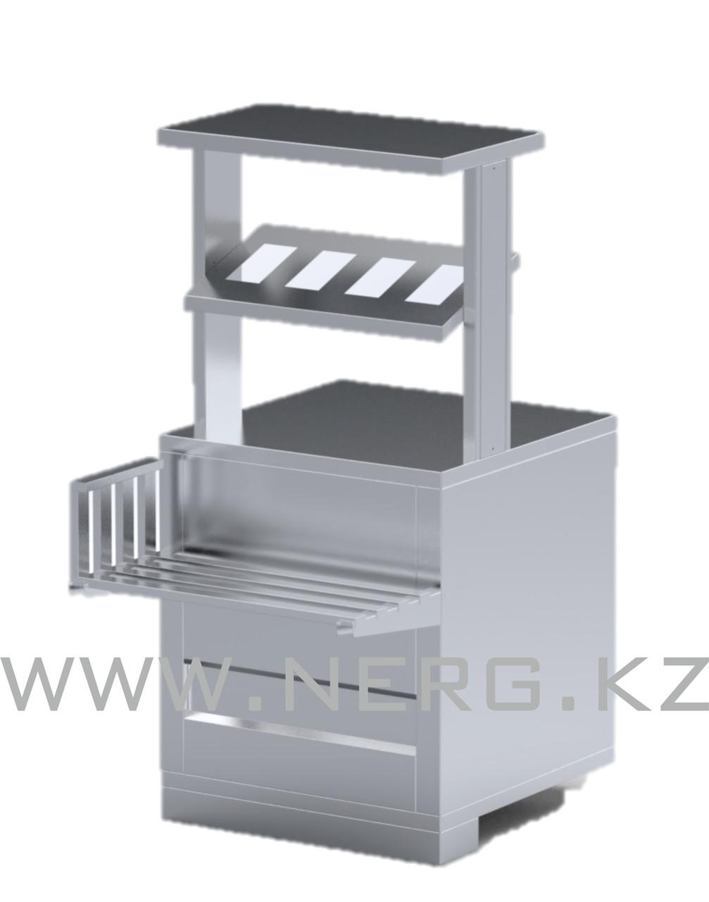 Прилавок столовых приборов Standart