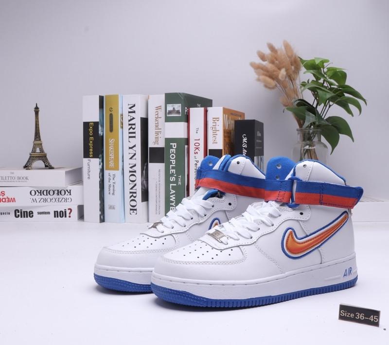 "Кроссовки Nike Air Force 1 High ""80's"" (36-45)"