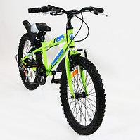 Велосипед Torrent Totem Подростковый Матовый зеленый, фото 2