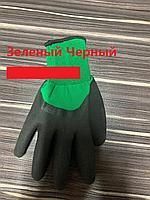 Перчатки нейлоновые с нитриловым покрытием, в мешке 720 пар