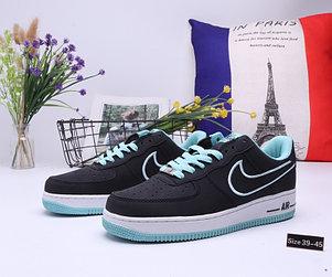 """Кроссовки Nike Air Force 1 """"Blue"""" (39-45), фото 2"""