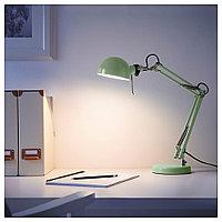 ФОРСО Лампа рабочая, зеленый, зеленый