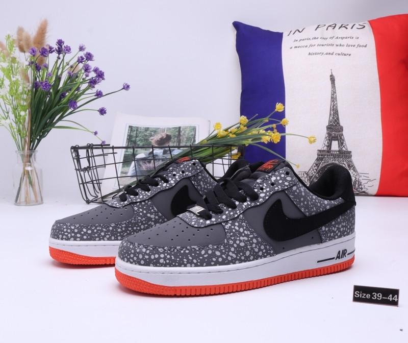 "Кроссовки Nike Air Force 1 ""Gray Dot"" (39-44)"