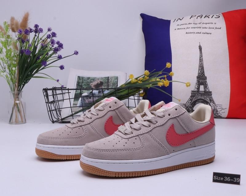 "Кроссовки Nike Air Force 1 ""Pink"" (36-39)"