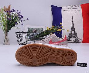 """Кроссовки Nike Air Force 1 """"Pink"""" (36-39), фото 2"""