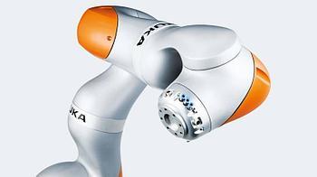 Промышленный робот LBR iiwa с нагрузкой 7-14 кг