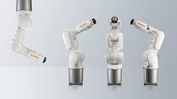 Промышленный робот Kr 3 Agilus с нагрузкой 6-10 кг
