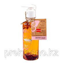 Масло 200мл для лица массажное Джаз лепестков роз