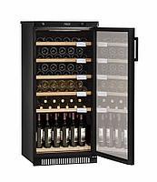 Шкаф винный Pozis ШВ-52 Черный, фото 2