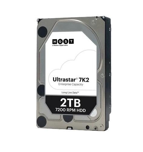Жесткий диск Hitachi HGST 7K2 HUS722T2TALA604 2TB