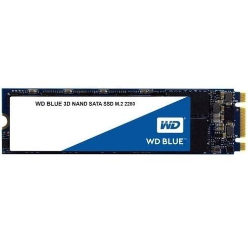 Твердотельный накопитель SSD Western Digital WD  Blue WDS250G2B0B 250GB