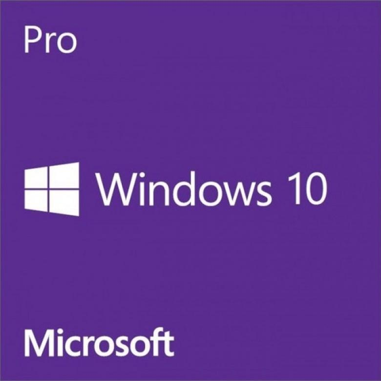 Операционная система Windows Pro 10 32-bit/64-bit Russian  Kazakhstan Only USB RS FQC-10183