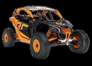 Мотовездеход BRP Can-Am Maverick X rc Turbo RR 900 Оранжевый 2020 INT