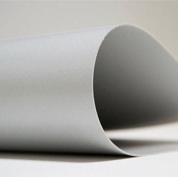 Серая тентовая ткань (650гр.) 3,2м