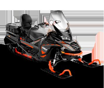 Снегоход Commander LTD 900 ACE Черно-серый 2021