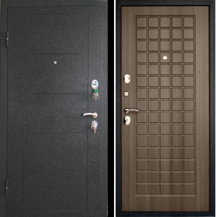 Металлические двери Стандарт «Т-07