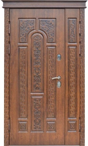 Металлические двери в квартиру Граф-1200