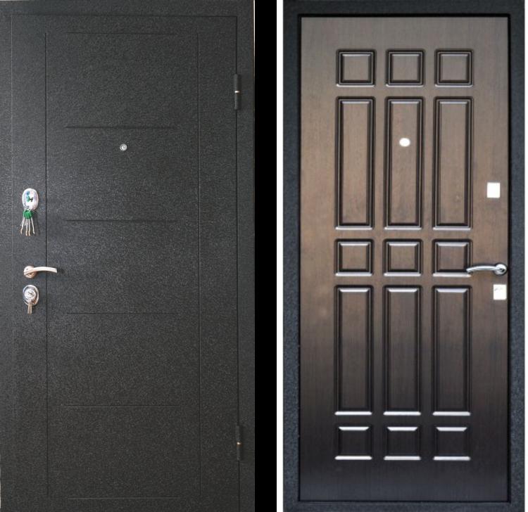 Металлические двери Оптима Т-07
