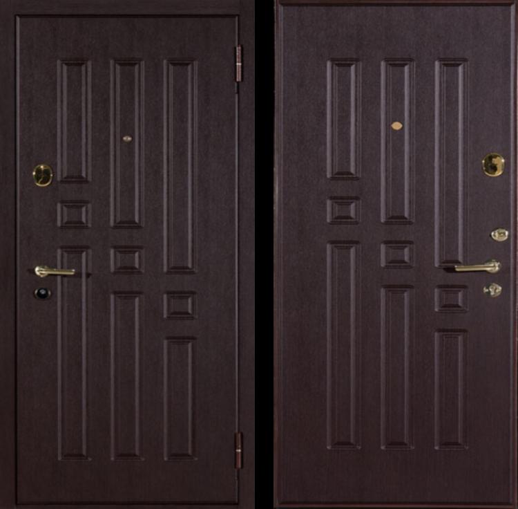Двери входные металлические ДС 427