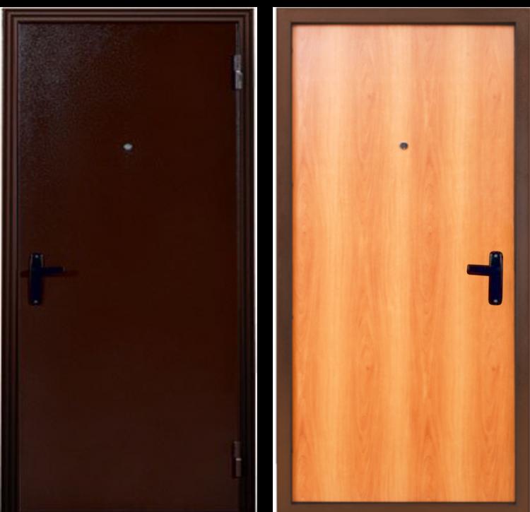 Металлические двери ДС 160