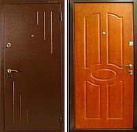 Металлические двери в квартиру ДС 343