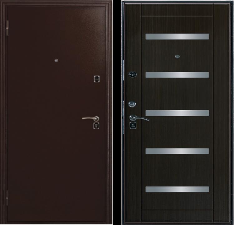 Двери входные металлические ДС 361