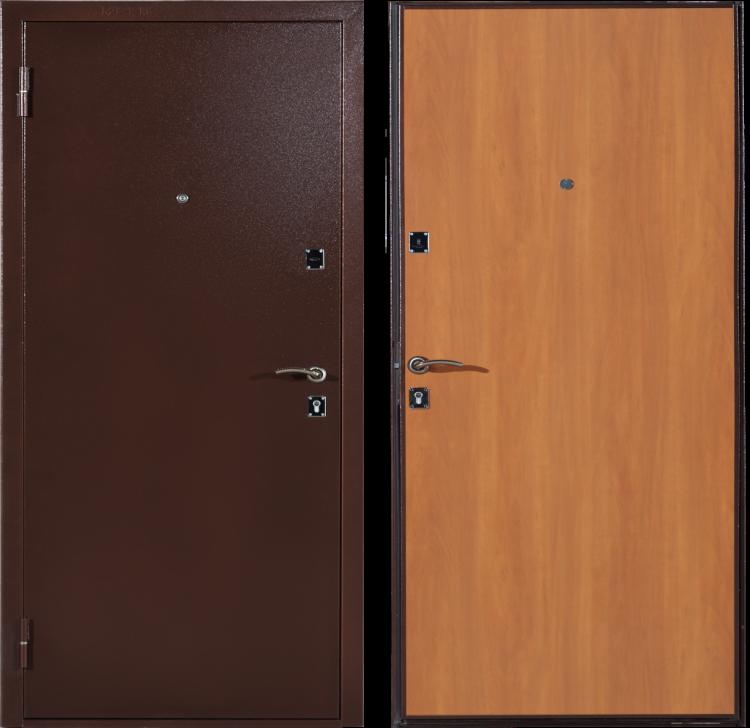 Уличные металлические двери ДС 290
