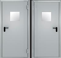 Металлические двери в квартиру Противопожарная