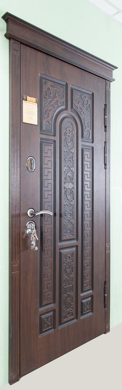 Двери входные металлические Граф weit